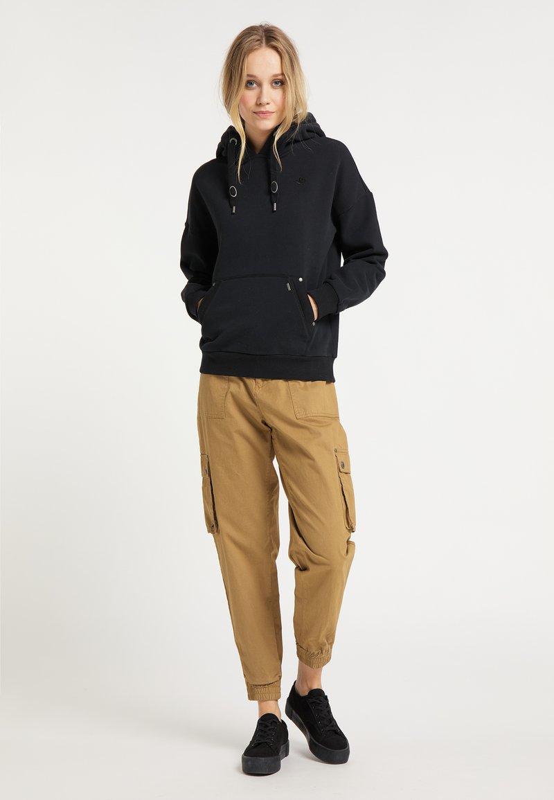DreiMaster - Sweatshirt - schwarz