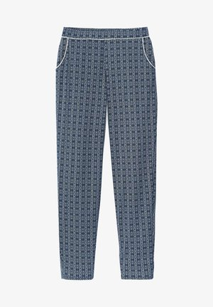 Pyjama bottoms - twilight blue