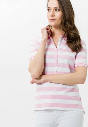 STYLE CLEO - Polo shirt - rose