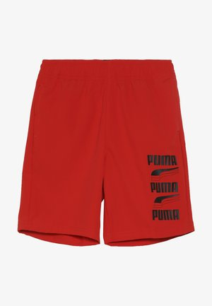 REBEL BOLD SHORTS  - Korte broeken - high risk red