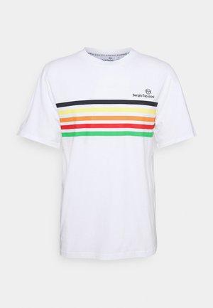 MELFI - Print T-shirt - white