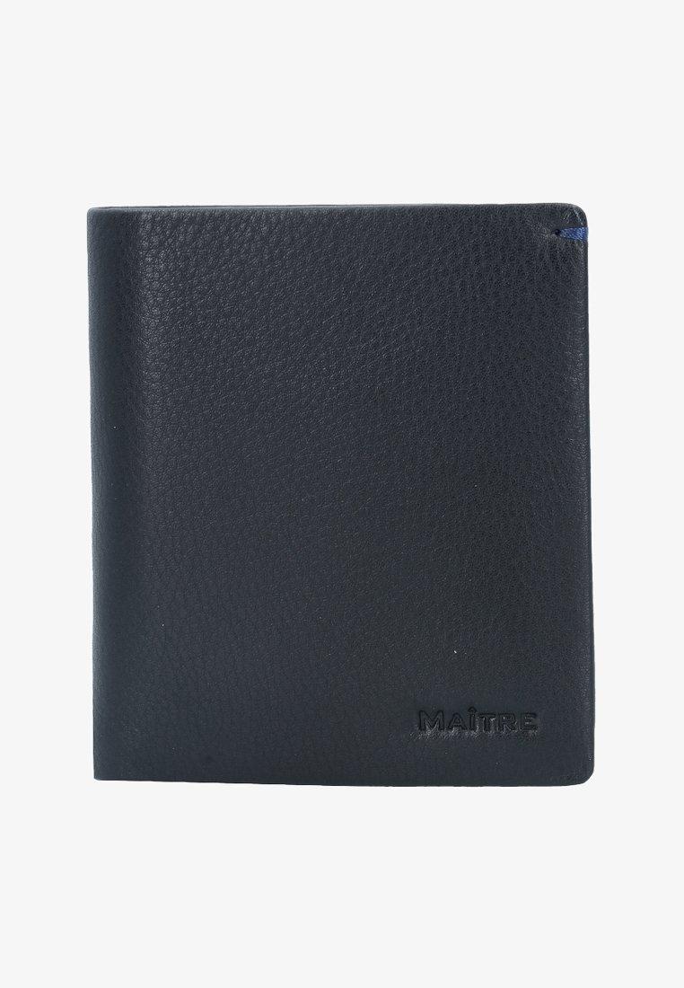 Maître - HERRSTEIN HABERT   - Wallet - black