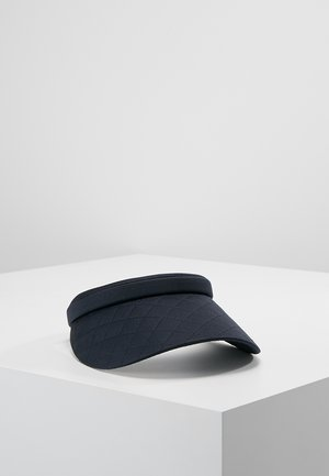 SHADYLADY QUILTED VISOR - Beach accessory - indigo