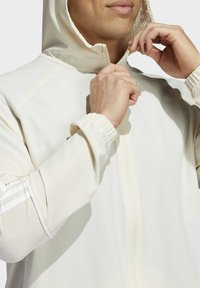 adidas Performance - PLAYER  - Windbreaker - white - 5