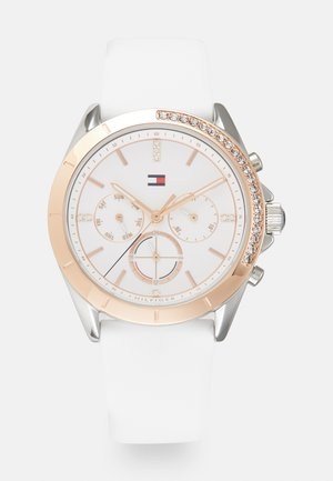 KENNEDY - Zegarek chronograficzny - white