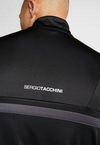 sergio tacchini - DEXTER - Trainingsanzug - black - 6