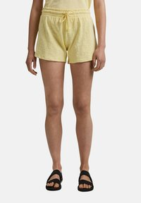 edc by Esprit - Shorts - light yellow - 8