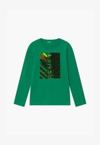 Benetton - FUNZIONE BOY - Top sdlouhým rukávem - green - 0