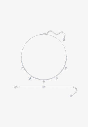 DELUXE MIXED SET - Halskette - white