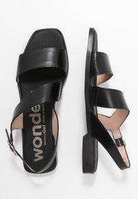 WONDERS - Sandaler - black - 3