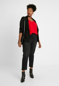 CAPSULE by Simply Be - 3 STRAP - Top - red - 1