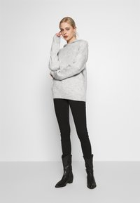 Nly by Nelly - HODDIE - Jersey de punto - grey - 1