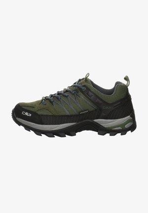 RIGEL LOW - Walking shoes - khaki / black / grey