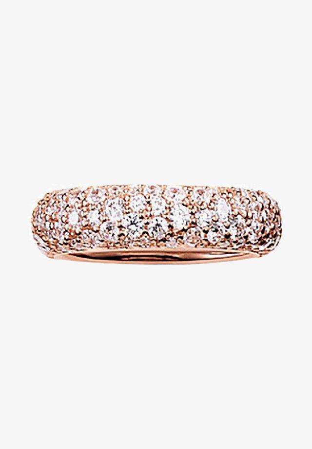 CRUSHED - Ring - gold