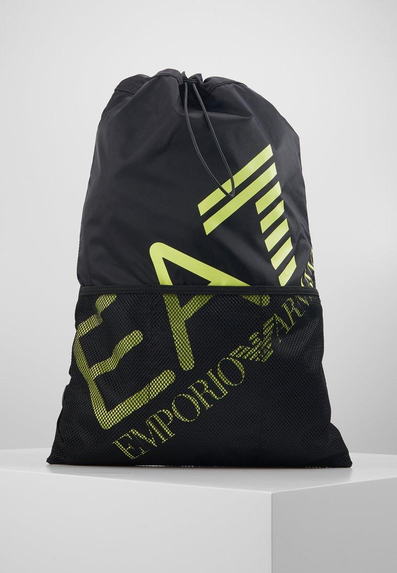 EA7 Emporio Armani - Rugzak - black