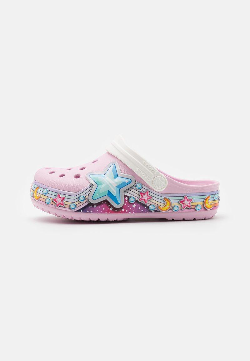 Crocs - STARBAND - Pool slides - pink