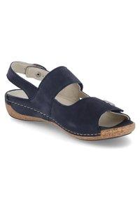Waldläufer - HELIETT - Sandals - blau - 3