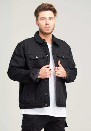 MINK - Denim jacket - schwarz
