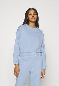 Pieces - PCCOOLIO - Sweatshirt - kentucky blue - 0