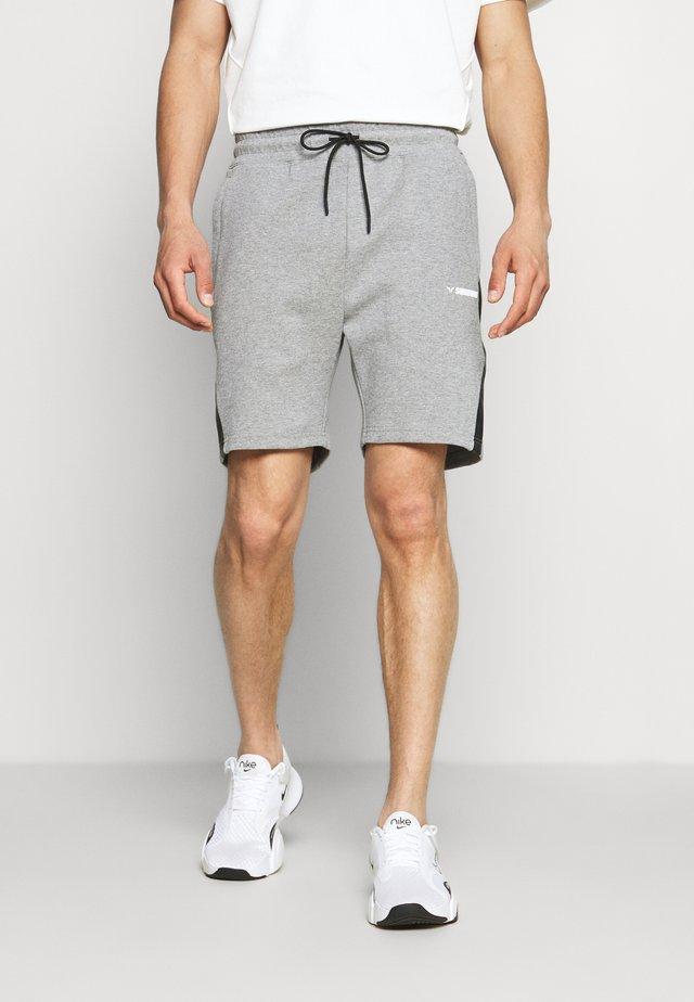 WARRIOR SHORTS - Short de sport - grey