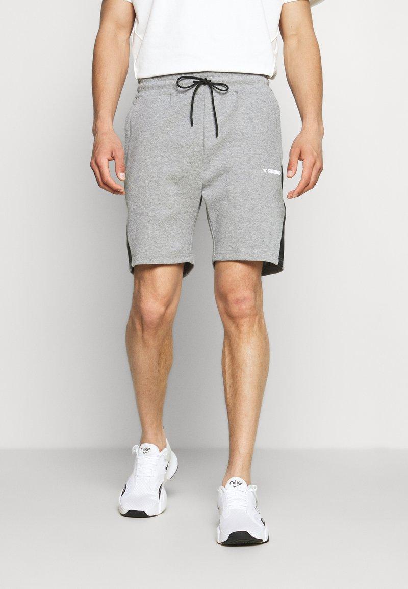 SQUATWOLF - WARRIOR SHORTS - Sports shorts - grey