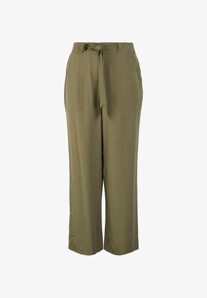 PCHELEMA ANKLE  - Trousers - burnt olive