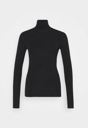 JOLIE TURTLE - Long sleeved top - black