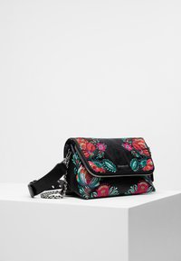 Desigual - VENECIA - Across body bag - black - 2