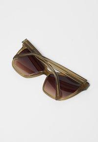 EOE Eyewear - NORDANSKÄR - Sonnenbrille - forest/brown - 2