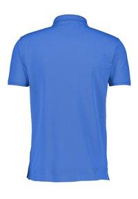 LERROS - COOL & DRY* PIQUÉQUALITÄT - Polo shirt - storm blue melange - 1