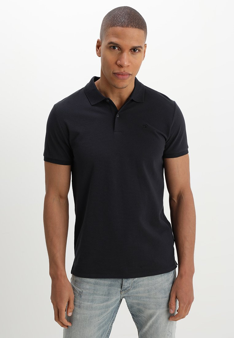 Scotch & Soda - CLASSIC CLEAN - Polo shirt - antra