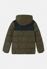 s.Oliver - Zimní bunda - khaki/oliv - 1