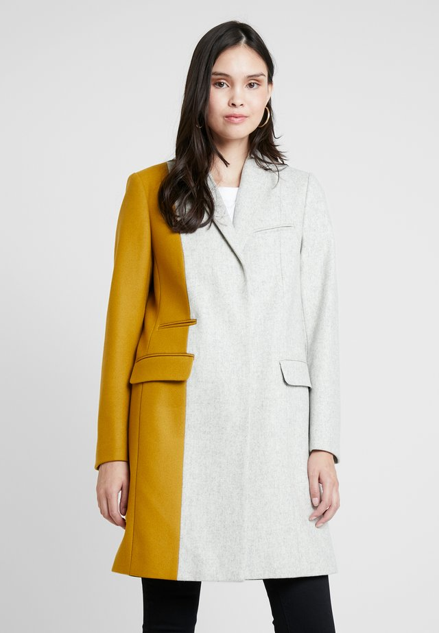 CARMELITA SMART COAT - Villakangastakki - light grey