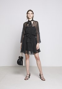 Pinko - SAETTA ABITO - Vestito elegante - black - 1