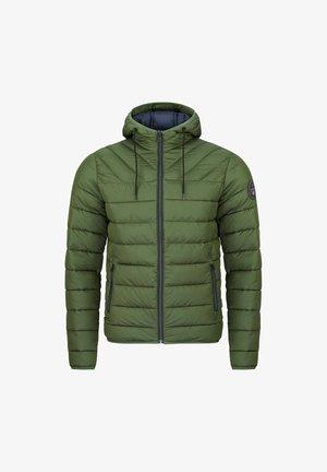 ALLO - Down jacket - green depths