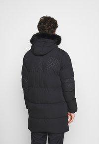 PARELLEX - LUNAR LONGLINE JACKET - Zimní kabát - black - 2