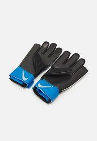 Nike Performance - GOALKEEPER MATCH - Brankářské rukavice - photo blue/black/silver - 1