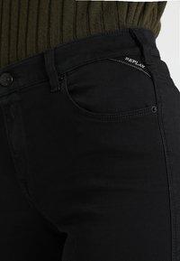 Replay - STELLA HYPERFLEX  - Jeans Skinny Fit - black - 5