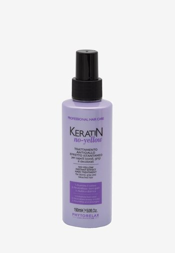 NO YELLOW INSTANT EFFECT TREATMENT - Hair treatment - -