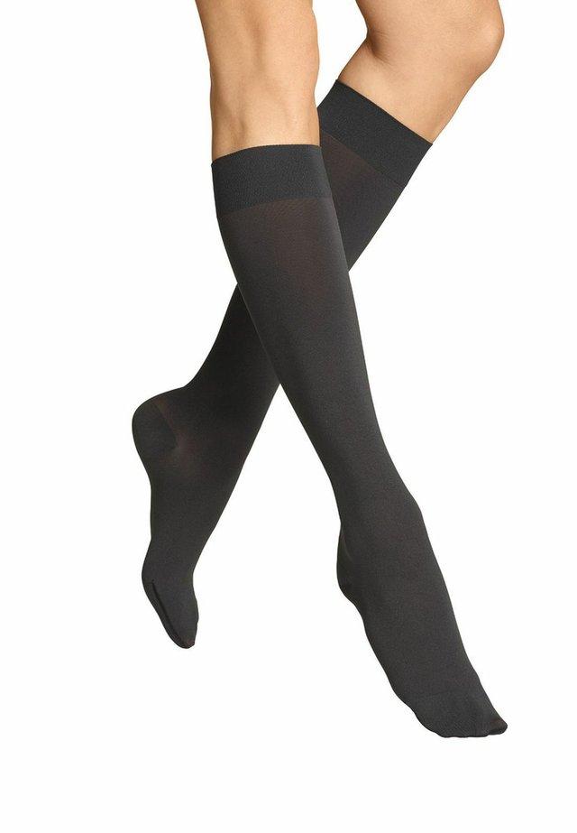 SOFT TOUCH - Knee high socks - beluga