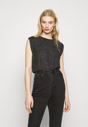 IMMA - Print T-shirt - black