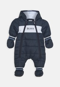 BOSS Kidswear - ALL IN ONE BABY - Mono para la nieve - navy - 0