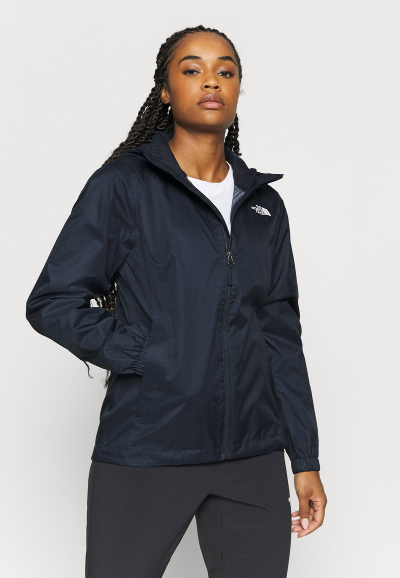 The North Face - QUEST JACKET - Hardshelljacke - urban navy