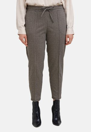 Trousers - marrone