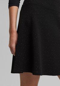edc by Esprit - A-line skirt - black - 3