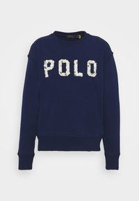 Polo Ralph Lauren - FEATHERWEIGHT - Mikina - holiday navy - 4