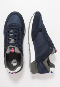 Colmar Originals - TRAVIS RUNNER PRIME - Sneaker low - navy/dark gray - 1
