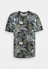 Only & Sons - ONSMELODY LIFE TEE - Print T-shirt - black - 4