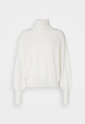 LILLIAN JUMPER - Svetr - white