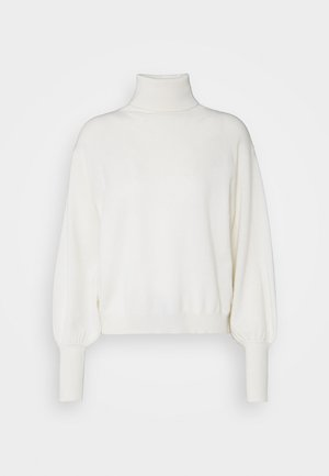 LILLIAN JUMPER - Strickpullover - white